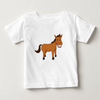 Funny horse baby T-Shirt