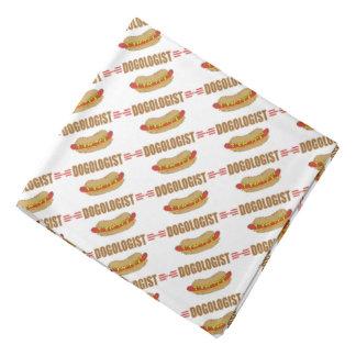 Funny Hot Dog Kerchief