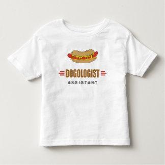 Funny Hot Dog Toddler T-Shirt