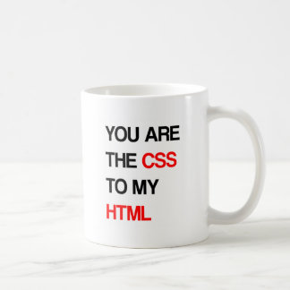 Funny HTML quote Coffee Mug