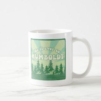 Funny Humboldt County Basic White Mug