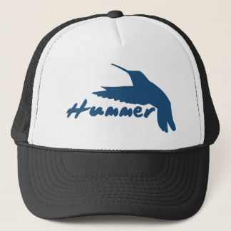 Funny Hummer Hummingbird Trucker Hat