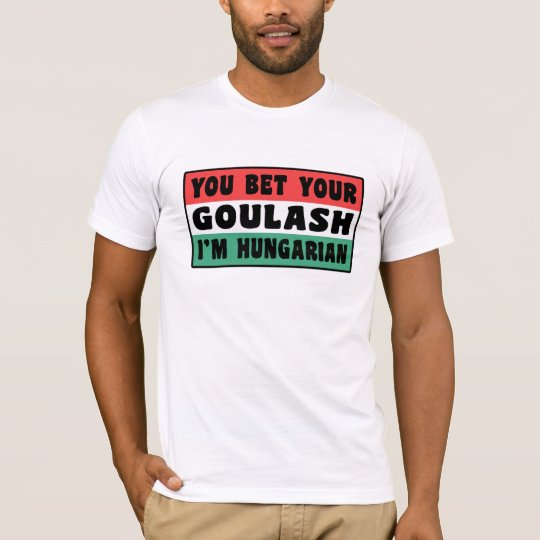 Funny Hungarian Goulash T-Shirt