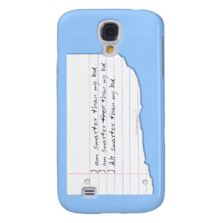 Funny I Am Smarter Than My Kid for Father or Mom Galaxy S4 Case