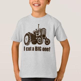 Funny I Cut A Big One T-Shirt