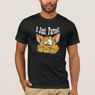 Funny I Just Farted Rude T-Shirt