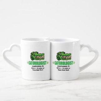 Funny I Love Alligators Lovers Mug