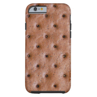 Funny Ice Cream Sandwich Pattern Tough iPhone 6 Case