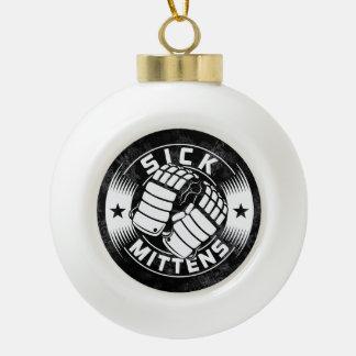 Funny Ice Hockey Slang Holiday Decoration