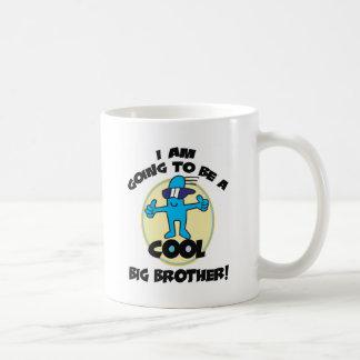 Funny I'm Going To Be A Big Brother Coffee Mug