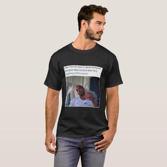 Funny instagram meme T-Shirt