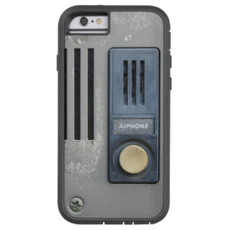 Funny Intercom Call Button Tough Xtreme iPhone 6 Case