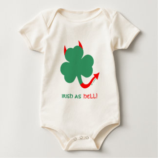 Funny Irish Baby Boys Clothing Baby Bodysuit