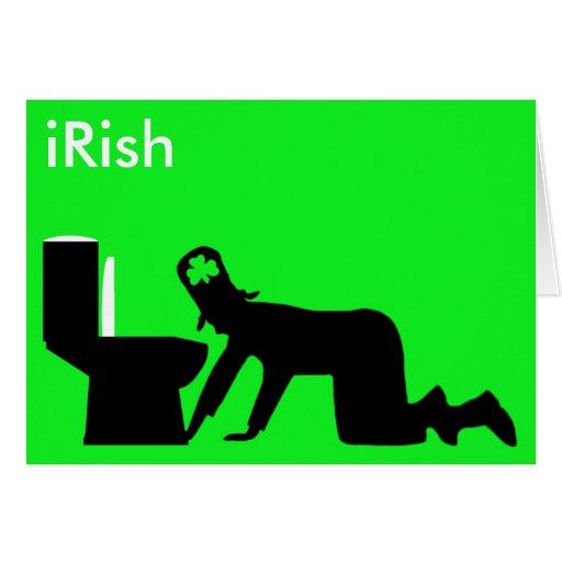 Funny Irish Greeting Cards