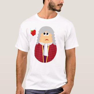 Funny Isaac Newton Womens T shirt