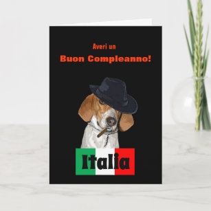Funny Italian Birthday Cards