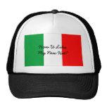 Funny Italian Hat