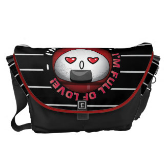 Funny Japanese Riceball Commuter Bags