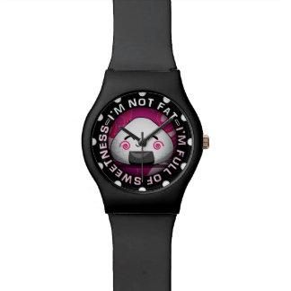 Funny japanese riceball wrist watches