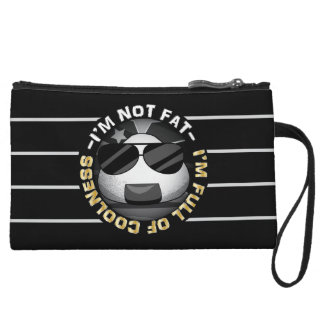 Funny Japanese Riceball Wristlet Clutch