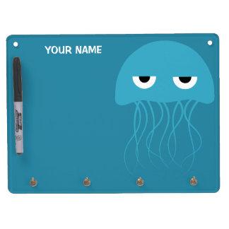 Funny Jellyfish custom message board