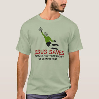 Funny Jesus saves T-Shirt