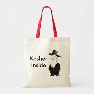 Funny Jewish rabbi - cool cartoon Budget Tote Bag