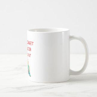 funny joke for you basic white mug