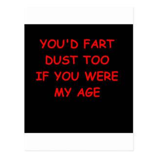 funny joke for you postcards