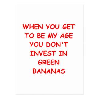 funny joke for you postcard