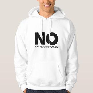 Funny joke sweatshirt