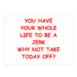 funny jokes for you post cards