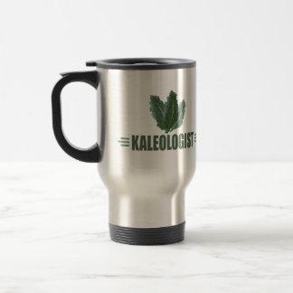 Funny Kale 15 Oz Stainless Steel Travel Mug