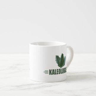 Funny Kale Espresso Mugs