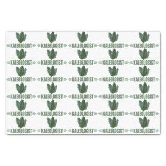 Funny Kale Tissue Paper