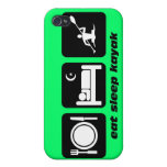 funny kayaking iPhone 4/4S case