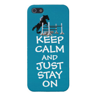 new style 6cf96 b5331 Horse Jumping iPhone SE/5/5s Cases | Zazzle.co.uk
