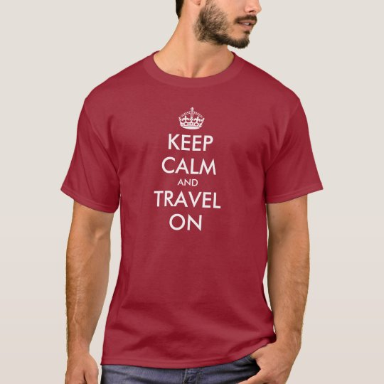 Funny Keep Calm t-shirt | Keep Calm and