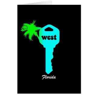 Funny Key West Card
