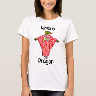 Funny Kimono Dragon T-Shirt