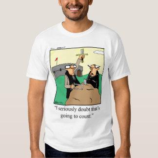 Funny King Arthur T-Shirt