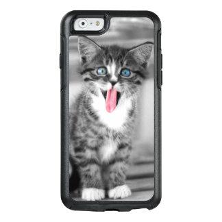 Funny Kitten OtterBox iPhone 6/6s Case