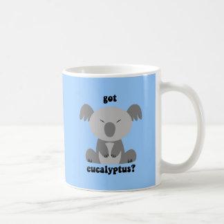 Funny Koala Bear Basic White Mug