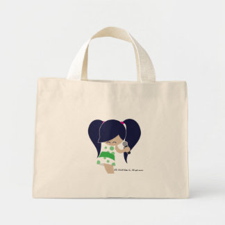 Funny Ku Flower Bag