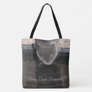 Funny Large Carry Tote