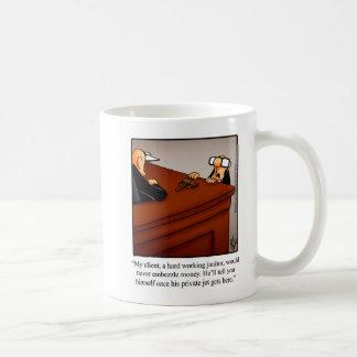 Funny Lawyer Humor Mug Gift