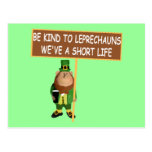 Funny Leprechaun