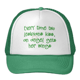 Funny Lesbian Christmas Gift Hat