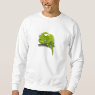 Funny Lezard Pull Over Sweatshirts