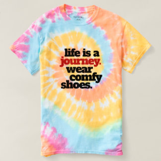 Funny Life is a Journey ... T-Shirt